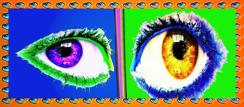 eyes by eagle1effi