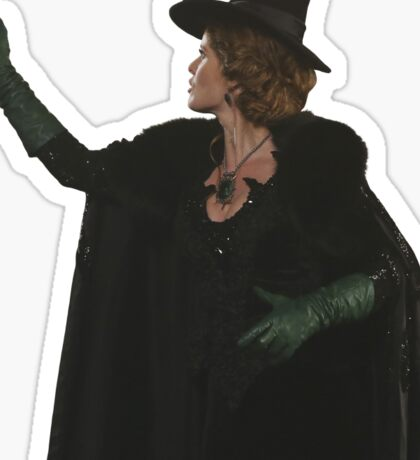 TV Show: Once Upon A Time (Zelena) Sticker