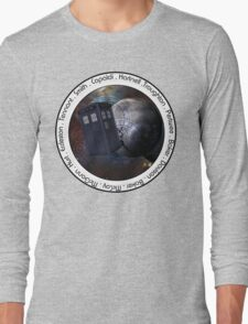 Doctor Who: The Doctors Long Sleeve T-Shirt
