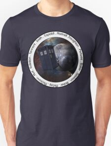 Doctor Who: The Doctors T-Shirt
