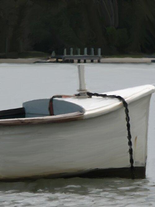 River boat by psyme