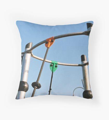 Childsplay Throw Pillow