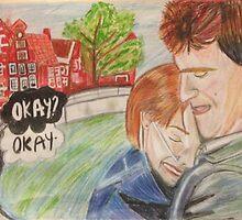 Okay? Okay. by KristinaNP