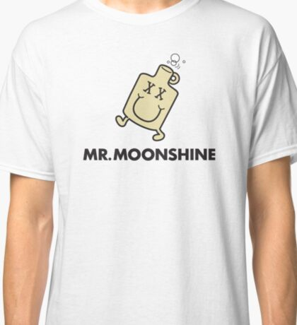 Mr. Moonshine Classic T-Shirt