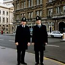 London Bobbies by georgiegirl