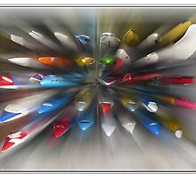 Surfboards by Peter Hammer