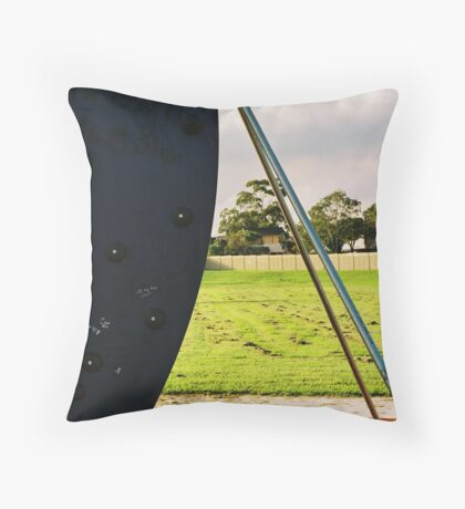 Childsplay 7 Throw Pillow