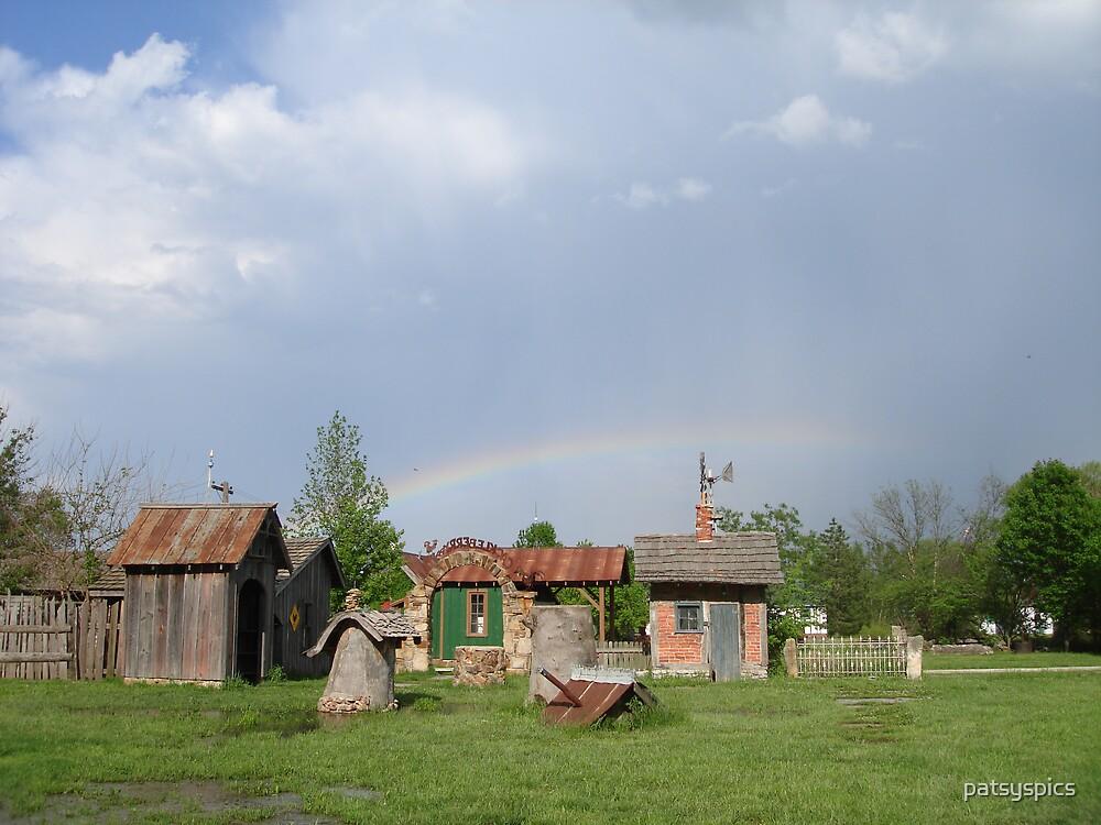 REDOAKII Rainbow by patsyspics
