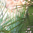 Beautiful Green Palms by Pamela Murdock