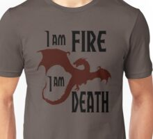 Fire & Death Unisex T-Shirt