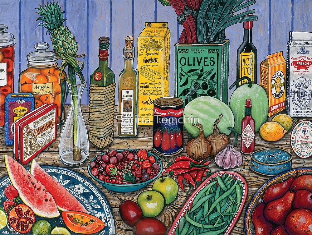 Delicatessen by Sarina Tomchin