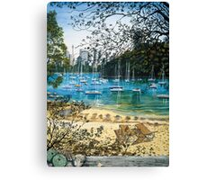 Sirius Cove - Sydney Canvas Print