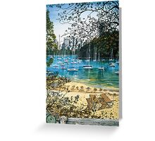 Sirius Cove - Sydney Greeting Card