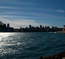 Sydney Harbour by Steve Burke