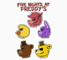 Five Nights at Freddy's Characters Unisex T-Shirt