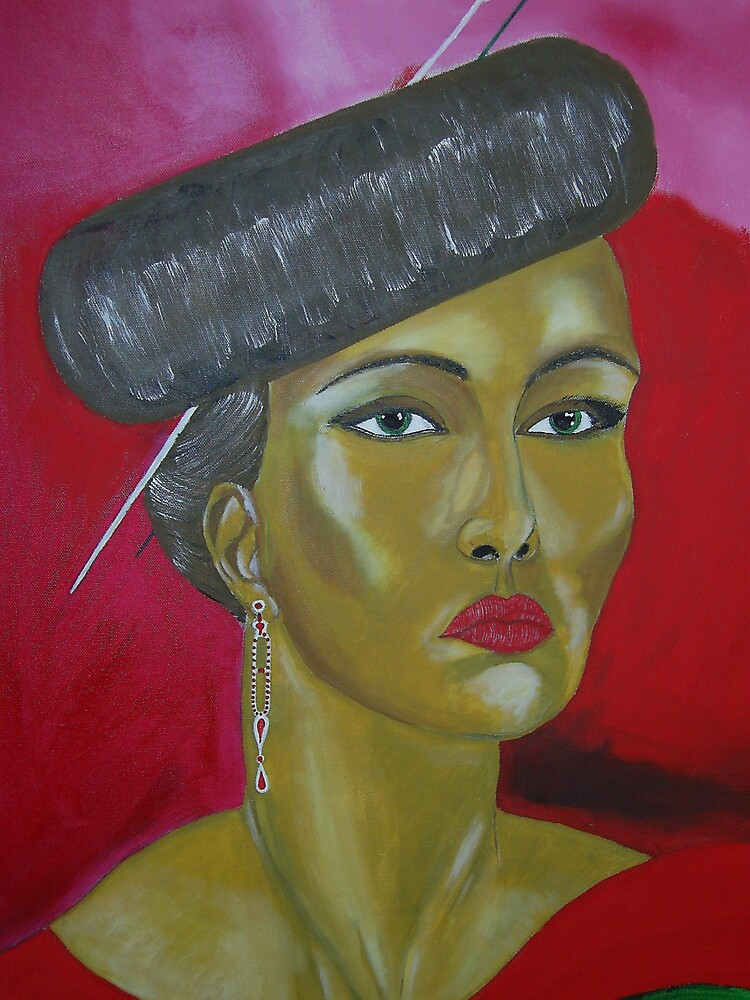 africas grace by peterdk