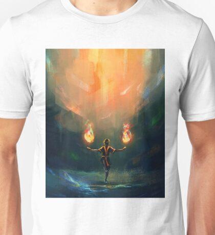 """ Fire Bending "" | Avatar the Last Airbender | Unisex T-Shirt"