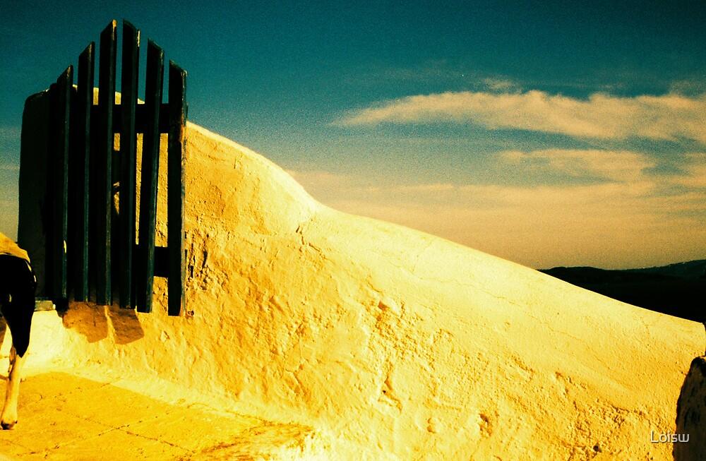 Santorini 35 by Loisw