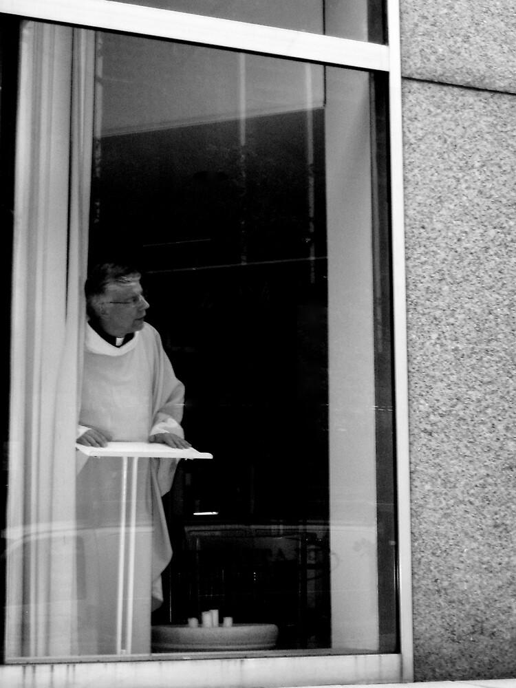 Priest by slefraga