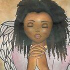 Praying Angel by Laura Hutton