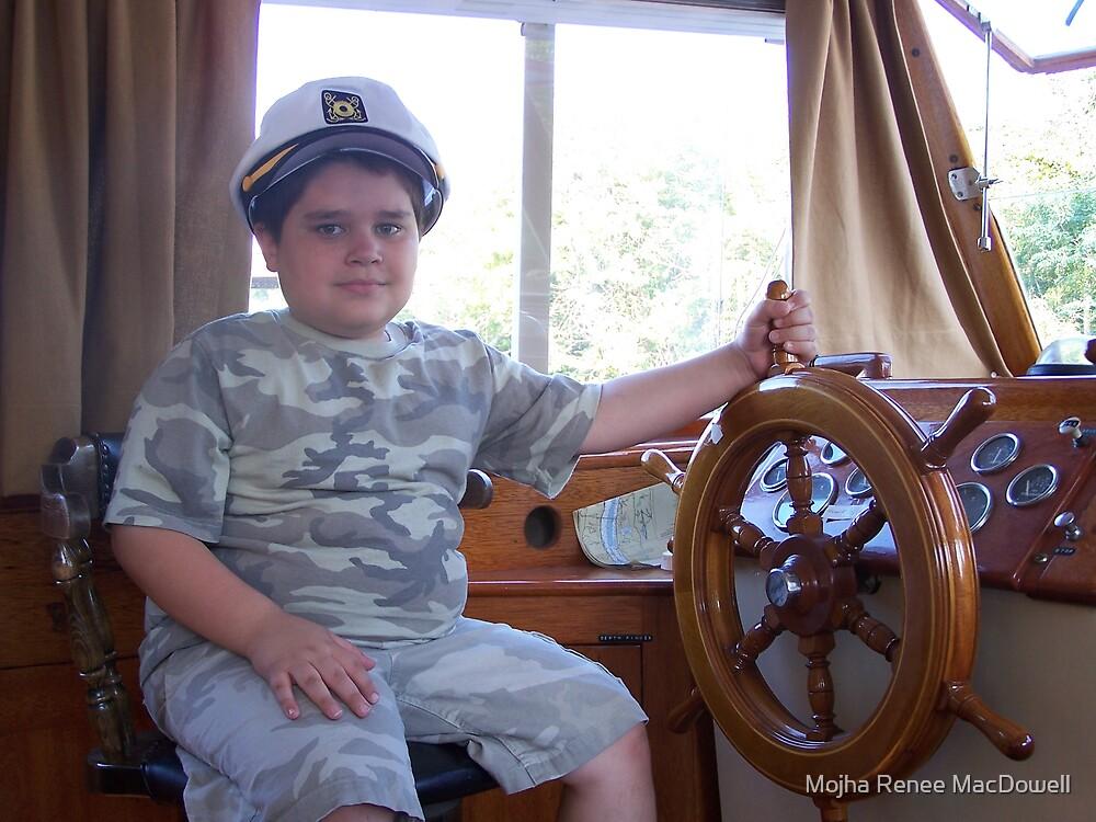 Captain Andrew by Mojha Renee MacDowell