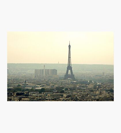 View from Sacre-Coeur Basilica  Photographic Print