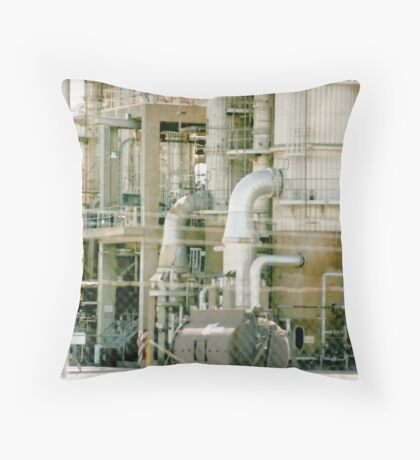 Refinery Brooklyn Throw Pillow