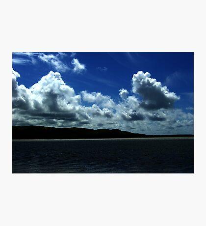 Portmeirion Sky Photographic Print