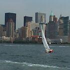NYC Breeze by Mojha Renee MacDowell