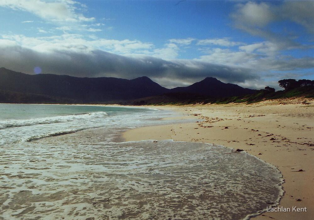 Wineglass Beach by Lachlan Kent