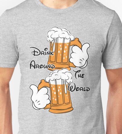 Drink around the world Unisex T-Shirt