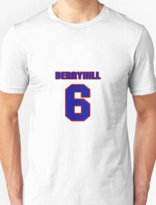 National baseball player Damon Berryhill jersey 6 T-Shirt
