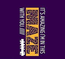 Holy Grail - Jay-Z - Purple by nelson92