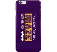 Holy Grail - Jay-Z - Purple iPhone Case/Skin