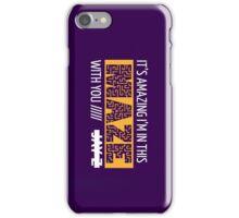 Holy Grail - Jay-Z - Purple iPhone Case/Skin