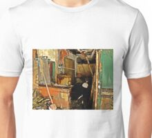 Proceed To The Window Unisex T-Shirt
