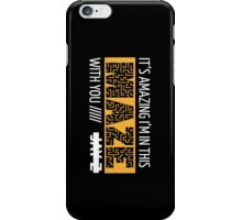 Holy Grail - Jay-Z - Black iPhone Case/Skin