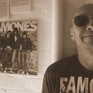Arturo Vega aka the '5th RAMONES' by monkeyfoto
