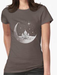 Moon Kingdom Womens Fitted T-Shirt
