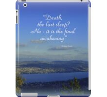 The Final Awakening iPad Case/Skin