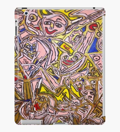 Comedy iPad Case/Skin