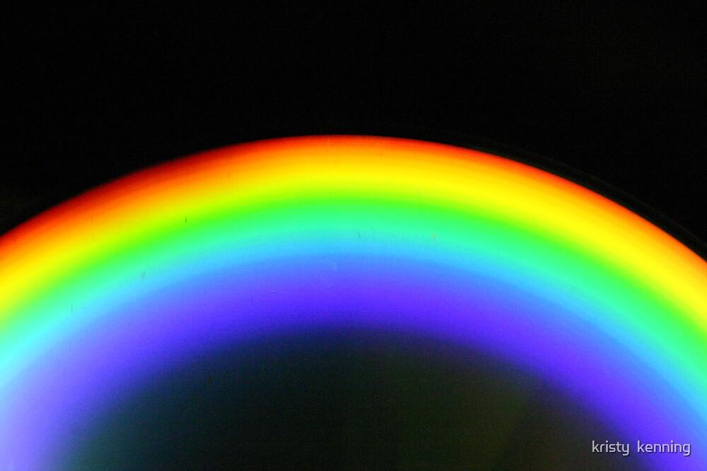 look it's a rainbow  by kristy  kenning