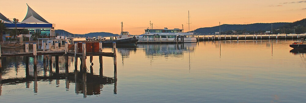 Boat Harbour #2 by Chris  O'Mara