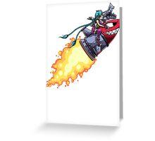 Jinx Greeting Card