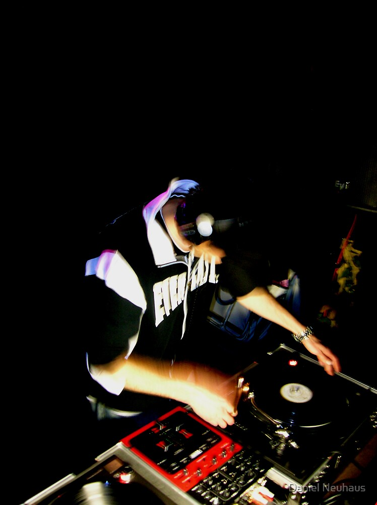 DJ Phatee by Daniel Neuhaus
