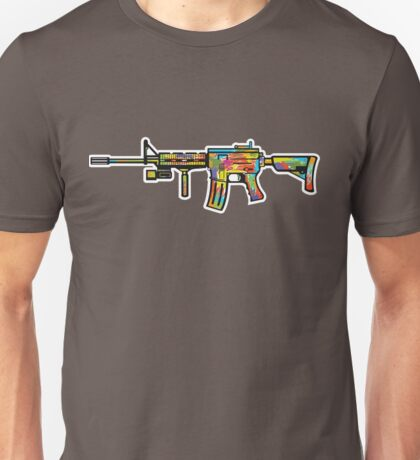 AR-15 Expression Unisex T-Shirt