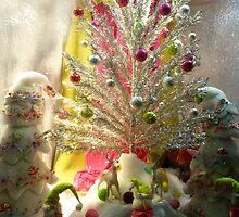 Tree In The Window by WildestArt