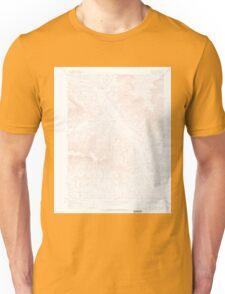 USGS TOPO Map Colorado CO Long Point 450627 1968 24000 Unisex T-Shirt