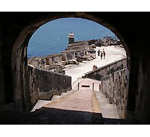 Fortifications Photographic Print