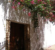 Zona Colonial Doorway by lmcp 27
